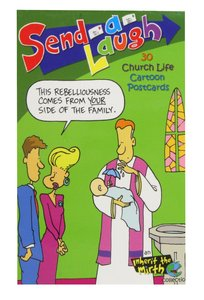 Send a Laugh:30 Church Life Cartoon Postcards