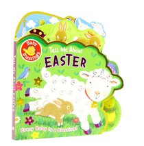 Tell Me About Easter (Baby Blessings Series)