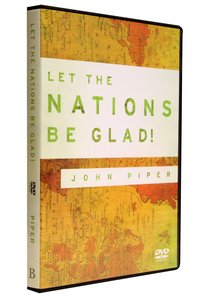 Let the Nations Be Glad! (Dvd)
