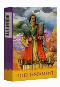 Bible Story Cards Old Testament (50 Cards)