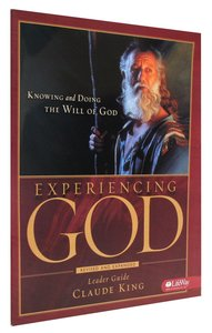 Experiencing God (Revised 2007) (Leaders Guide)