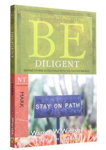 Be Diligent (Mark) (Be Series)