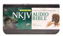 NKJV Audio Bible Voice Only (58 Cd In Case)