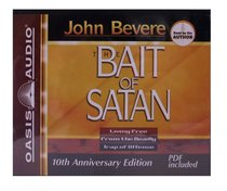 The Bait of Satan: Living Free From the Deadly Trap of Offense (Unabridged, 5 Cds)