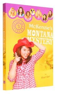 Mckenzies Montana Mystery (#03 in Camp Club Girls Series)