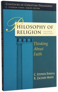 Philosophy of Religion (2nd Edition)