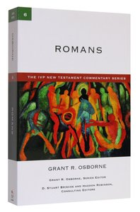 Ivp Ntc: Romans (Ivp New Testament Commentary Series)