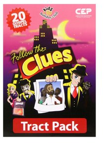 Follow the Clues (Tract - 20 Pack) (Kids @ Club Series)