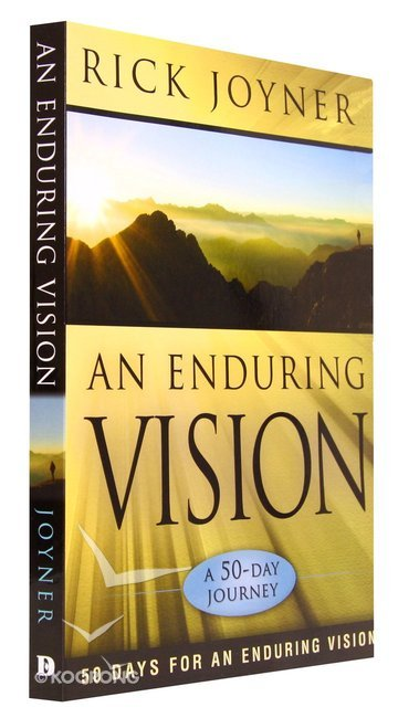 Read e-book An Enduring Vision: 50 Days for an Enduring Vision