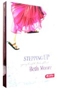 Stepping Up (4 Dvds): A Journey Through the Psalms of Ascent (DVD Only Set) (Beth Moore Bible Study Series) DVD