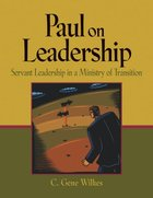 Paul on Leadership Paperback