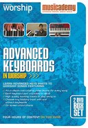 Musicademy: Advanced Worship Keyboard (Box Set)