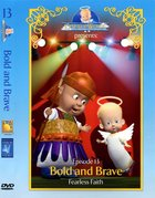 Bold and Brave (#13 in Cherub Wings (Dvd) Series)