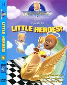 Little Heroes (#14 in Cherub Wings (Dvd) Series) DVD