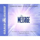 Message Complete Bible on MP3 CD (4 Mp3 Cds) CD