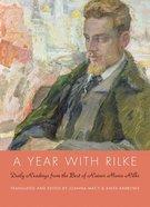 A Year With Rilke Hardback