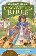 KJV Discoverer's Bible (Red Letter Edition)