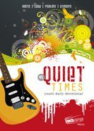 Amos, Luke, Psalms, Romans (#01 in Youthsurge Quiet Times Series) Paperback