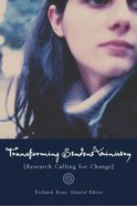 Transforming Student Ministry Paperback