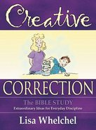 Creative Correction (Member Book) Paperback
