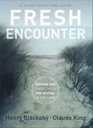 Fresh Encounter   (28-day Devotional Guide) Paperback