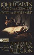 God the Creator (Pure Gold Classics Series) Paperback