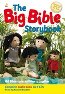 The Big Bible Storybook (6 Cd Set) CD
