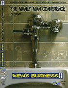Manly Man Conference, the #01: Men's Business DVD