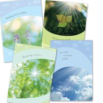 Boxed Cards Thinking of You: Sunny Sentiments
