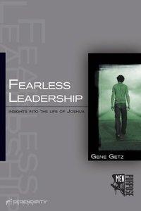Fearless Leadership - Joshua (13 Sessions) (Men Of Purpose Series)