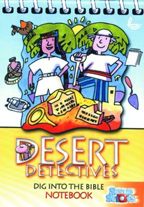 Desert Detectives Notebook