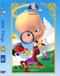 Little Things (#01 in Cherub Wings (Dvd) Series)