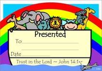 Presented Label: Noahs Ark (50 Pack)