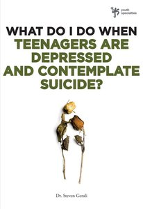Teenagers Are Depressed and Contemplating Suicide? (Wdidw Series)
