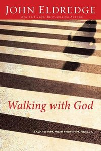 Walking With God (Large Print)
