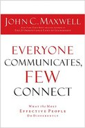 Everyone Communicates, Few Connect Hardback