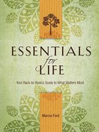 Essentials For Life For Women Paperback
