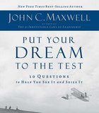 Put Your Dream to the Test CD
