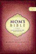 Ncv Mom's Bible Hardback