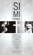 Si Mi Pueblo (If My People) Paperback