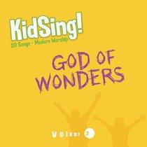 Kidsing! God of Wonders