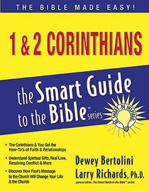 1 & 2 Corinthians (Smart Guide To The Bible Series)