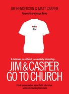 Jim & Casper Go to Church Hardback