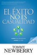 El Exito No Es Casualidad (Success Is Not An Accident) Paperback