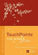 Touchpoints For Women Gift (Gift Edition) Imitation Leather