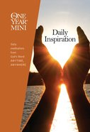 One Year Mini Daily Inspiration Hardback
