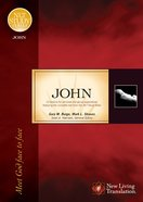 John (New Living Translation Study Series) Paperback