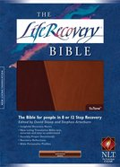 NLT Life Recovery Bible Imitation Leather