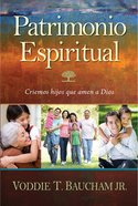 Patrimonio Espiritual (Family Driven Faith) Paperback
