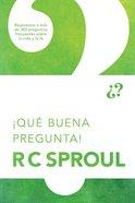 Qu Buena Pregunta! eBook